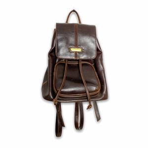Liz Claiborne Faux LeatherMini Backpack Vintage